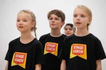 Main School } Children Aged 6 - 18 Years - Stagecoach Performing Arts Merton Park